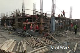civil work contractor